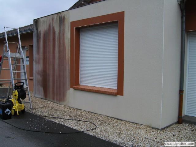 nettoyage toiture karcher voici le rsultat duun nettoyage. Black Bedroom Furniture Sets. Home Design Ideas